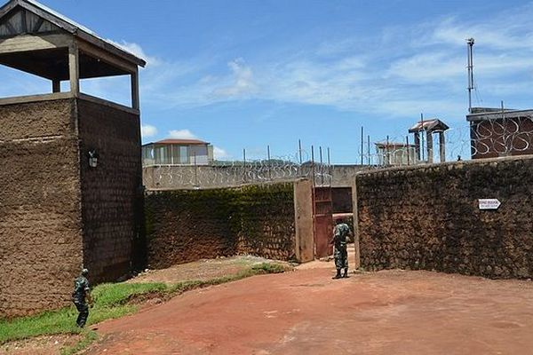 Maison d'arrêt de Tsiafahy Madagascar mai 2019