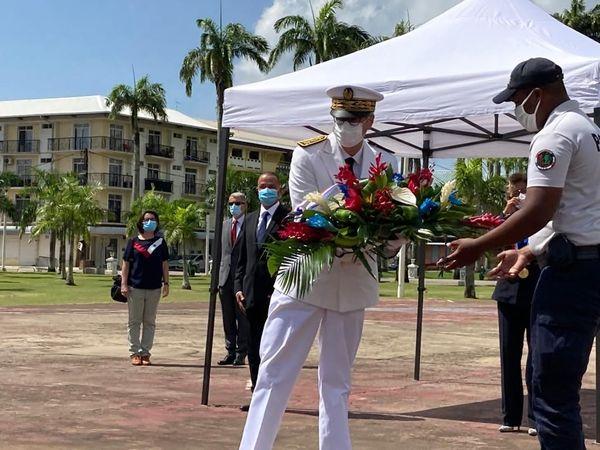 14 juillet en Guyane