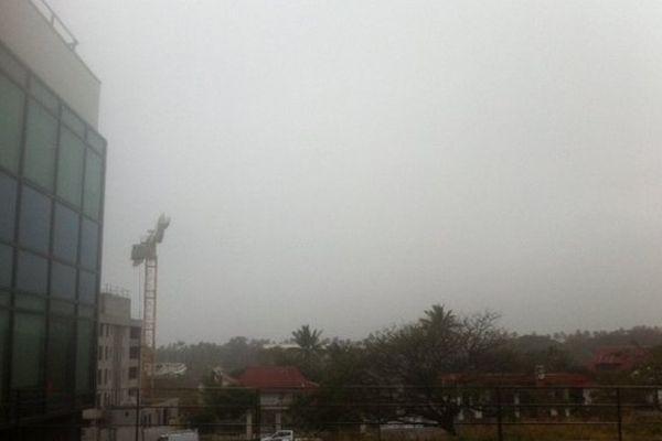 Le retour de la pluie