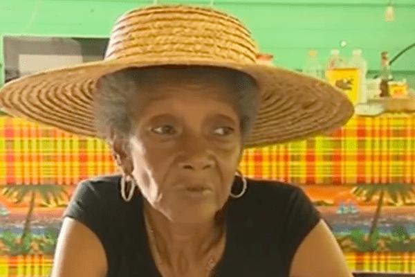Rosélia Clet agricultrice à Matiti