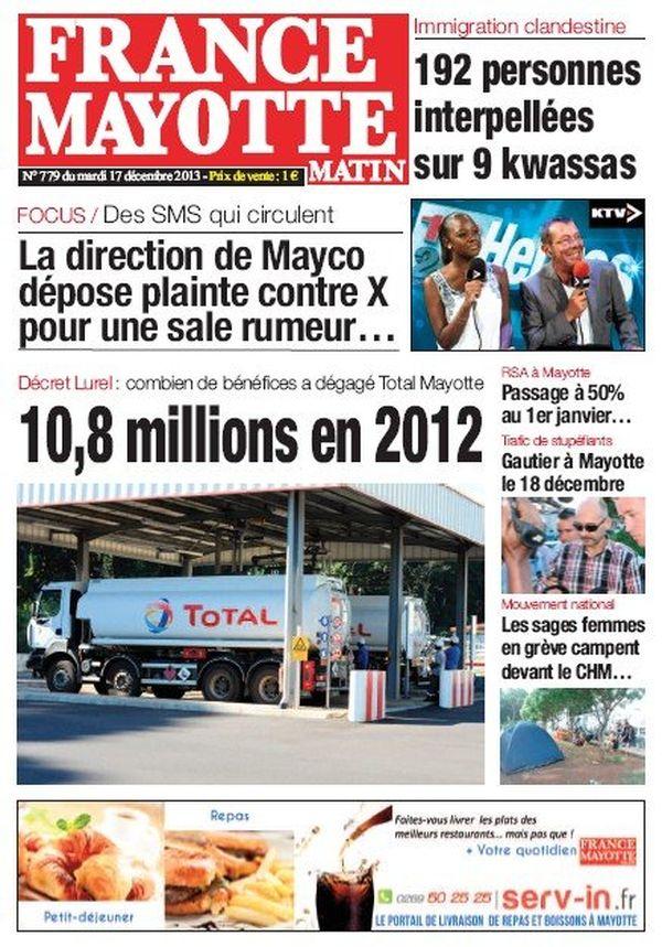 France Mayotte Matin