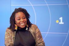Délia Coliné anime deux émissions sur la web radio Outre-mer la 1ère