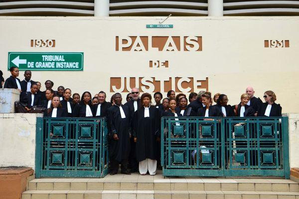 Grève des avocats 260614