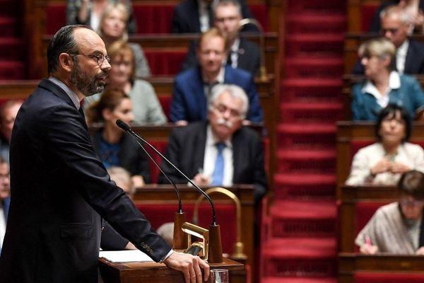 Discours de politique générale d'Edouard Philippe 12 juin 2019