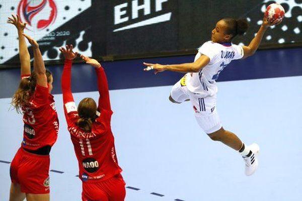 HAND EURO 2020 Orlane Kanor