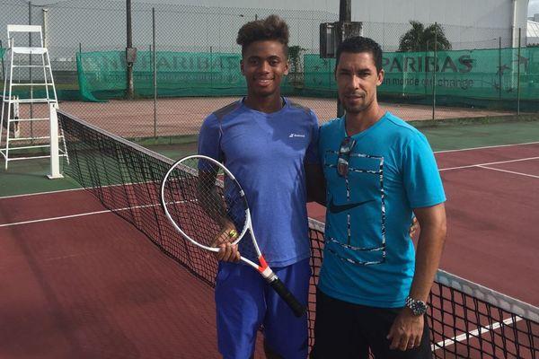 Tennis Arthur Bernabé