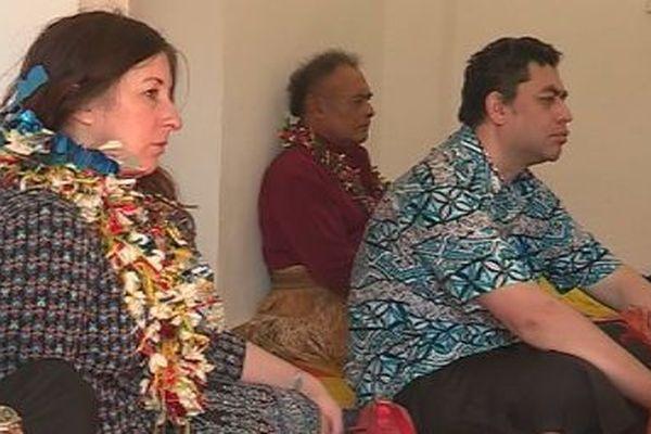membres forum du Pacifique à Wallis