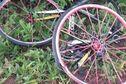 Deux cyclistes du Vélo Club de Sinnamary victimes d'un accident