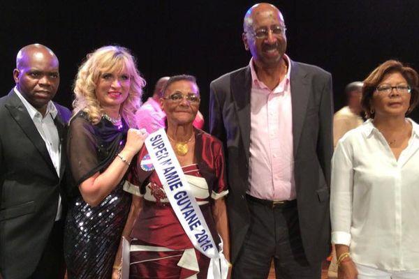Marietta Léhacaut, super maie de Guyane 2015