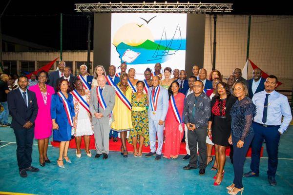 Conseil municipal de Sainte Anne
