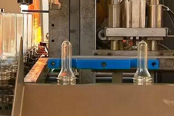 Fabrication de bouteilles vegan