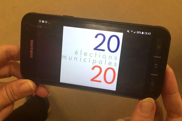 Municipales sur Facebook, juin 2020