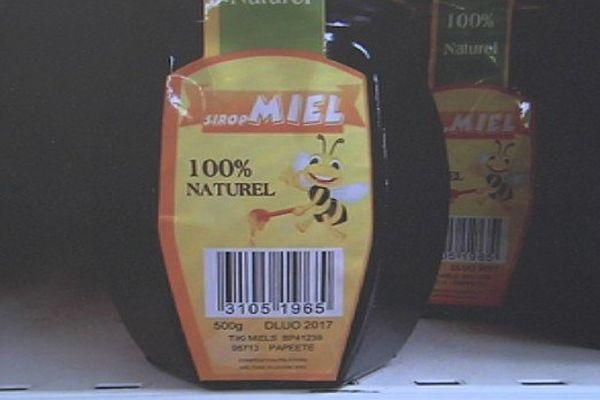 miel coupé