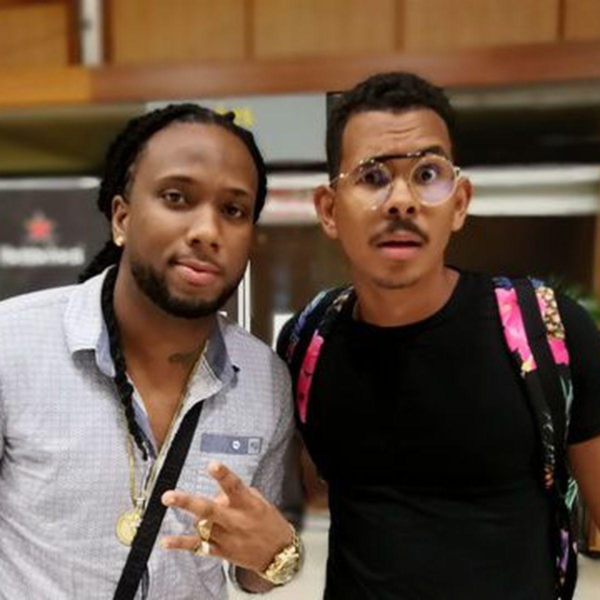 Gilles Saint-Louis et Bobi débarquent à Cayenne pour le Madgwaya Comedy Show