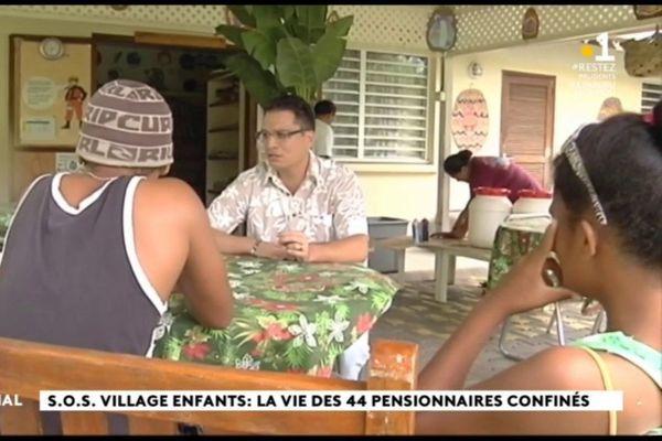 Fin de confinement pour ''SOS village enfants''