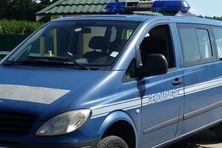 Voiture de la Gendarmerie Nationale