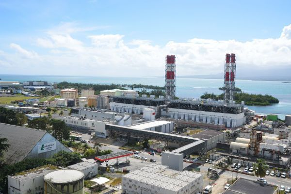 Centrale électrique de Jarry