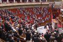 Christiane Taubira a été ovationnée à l'assemblée nationale