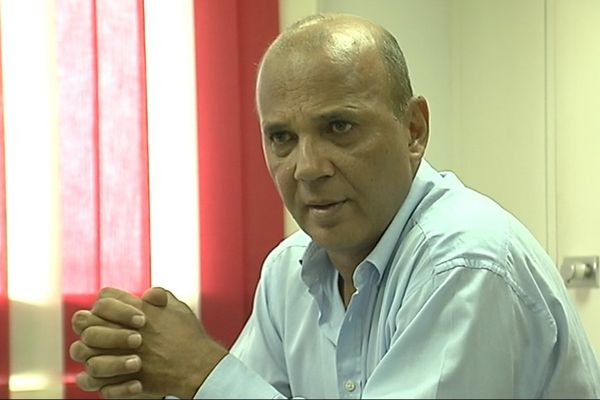 Jean-Paul Le Pelletier, président de la Chambre de Commerce de Cayenne