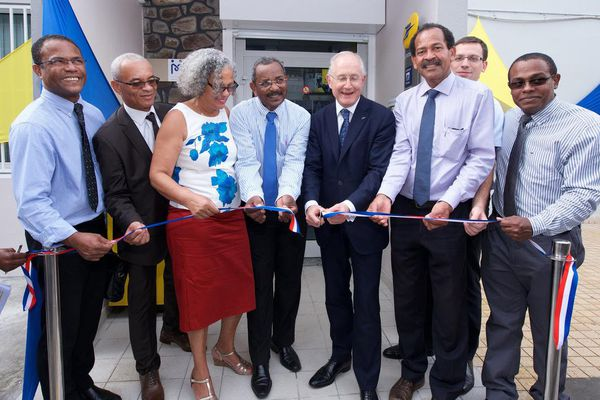 inauguration de la Maison des Services au public