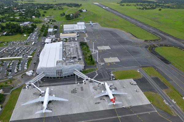 Tontouta aéroport