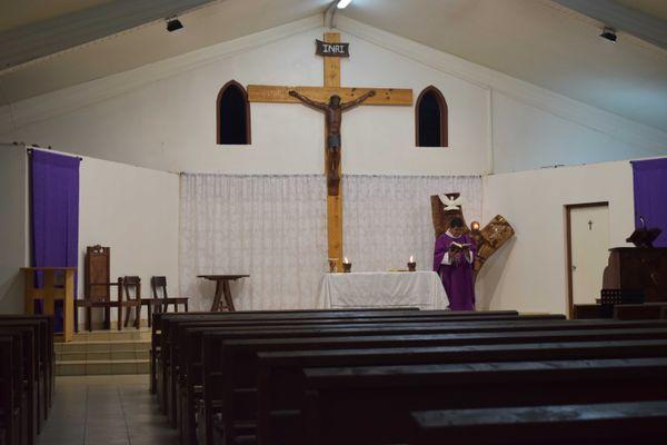 église hiva oa père emile buchin