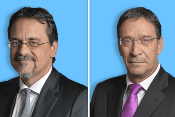 Philippe Dunoyer et Philippe Gomes