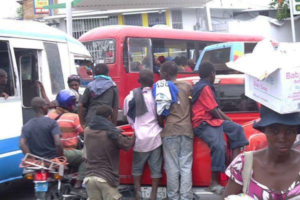 Enfants des rues Haïti