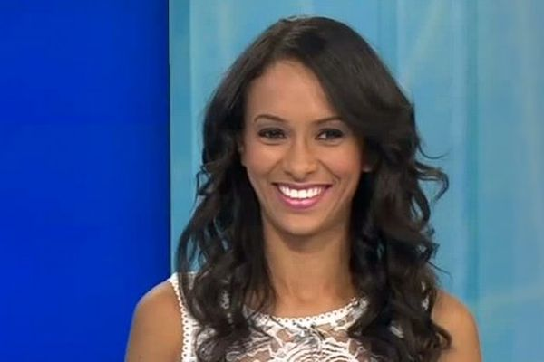 Miss Réunion 2014 : Cathy Advisse