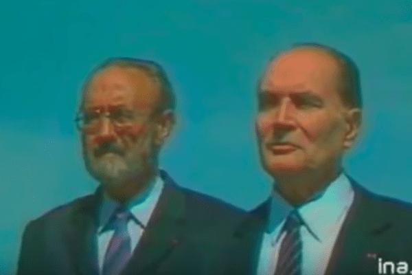 Mitterrand Nouvelle Calédonie