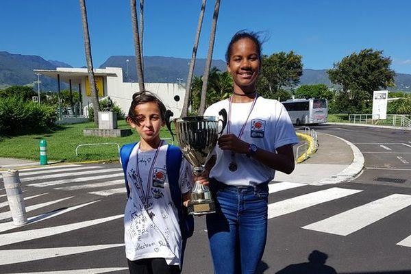 Basket : Retour en métropole des champions Réunionnais