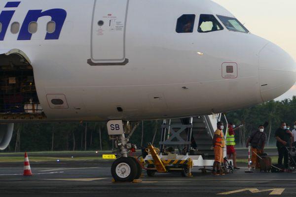 Passagers du vol du samedi 18 juillet 2020