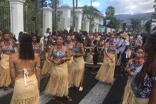 20 desanm : le Grand défilé à Saint-Denis 201218