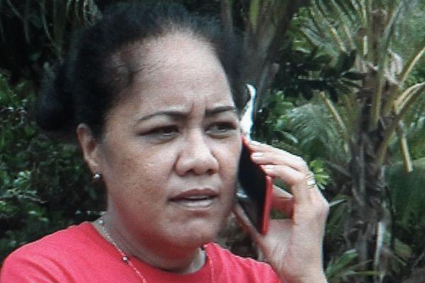 Noeline  intempérie Polynésie