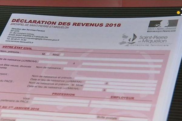 declaration revenus miquelon