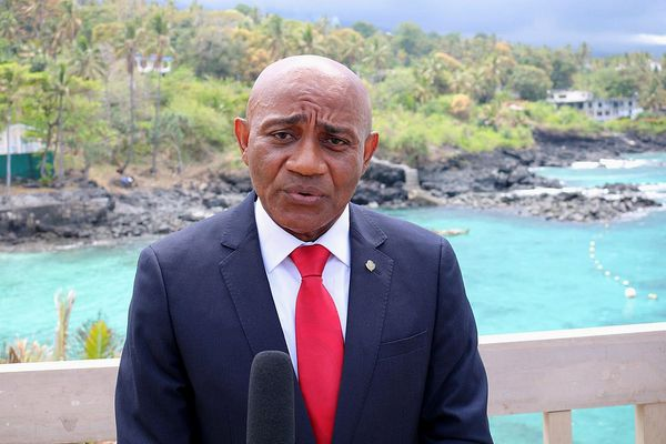 Kamalidini Souef, ministre des Finances et du Budget des Comores