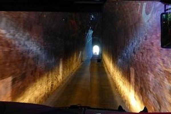 Tunnel de Cilaos