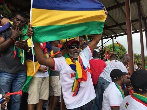 JIOI 2019 : public Mauricien stade 280719