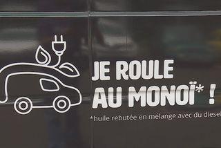 du monoï pour remplacer l'essence