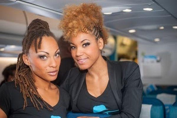 Défilé sur vol Air-Caraïbes (5)