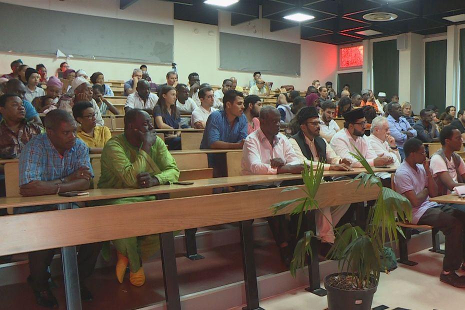 """Une conférence pour faire de la Guyane une société inclusive, une société du """"vivre ensemble et de l'acception de l'autre"""" - Guyane la 1ère"""