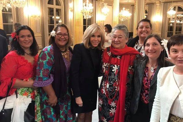 Les représentants de l'agriculture polynésienne reçus à l'Elysée, sans Macron