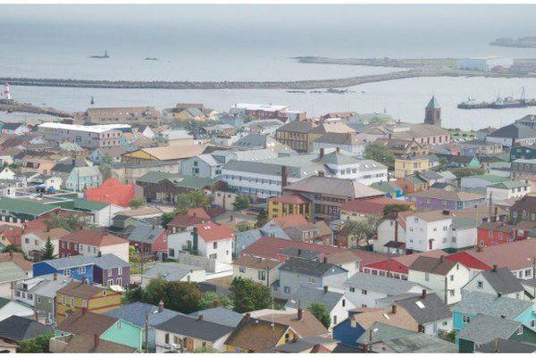 A la découverte des maisons colorées de Saint-Pierre