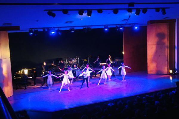 Portes ouvertes au Conservatoire de musique et de danse, 31 octobre, danse
