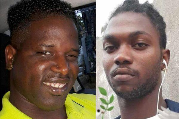 Deux hommes tués à Case-Pilote