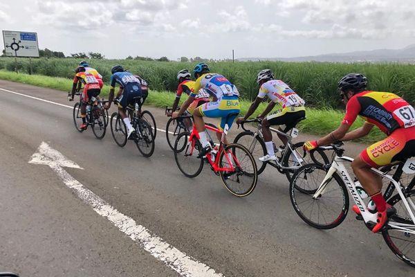 Cyclisme peloton