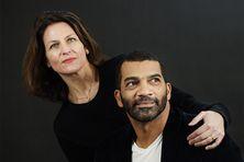 Les pianistes Vanessa Wagner et Wilhem Latchoumia