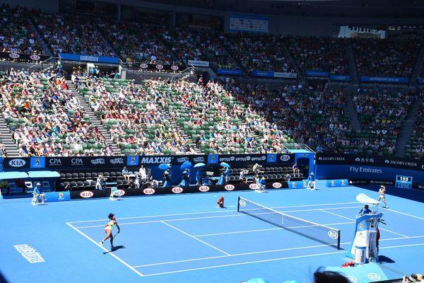 Rod Laver Arena Tenis Melbourne