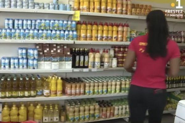 Coronavirus : l'épicerie solidaire Ti Dégra s'adapte à la situation de confinement