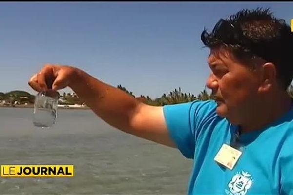 Nouvelle-Calédonie : Renforcement des contrôles sanitaire des plages.
